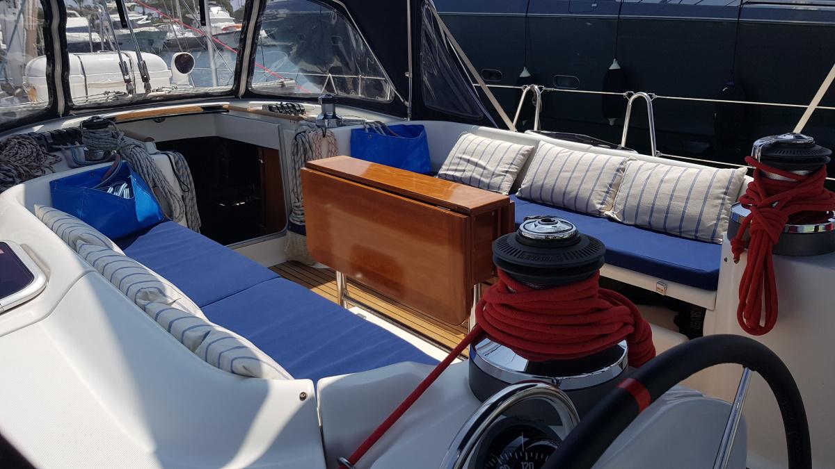 Prácticas PER Navegación y Seguridad, Vela y Ampliación en La Manga