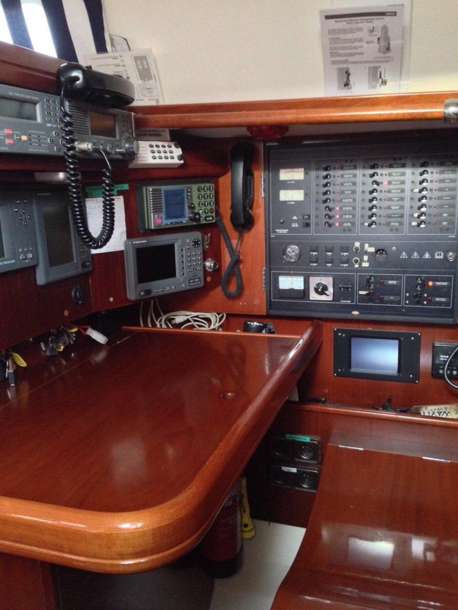 Prácticas PER Navegación y Seguridad + Radio en La Manga