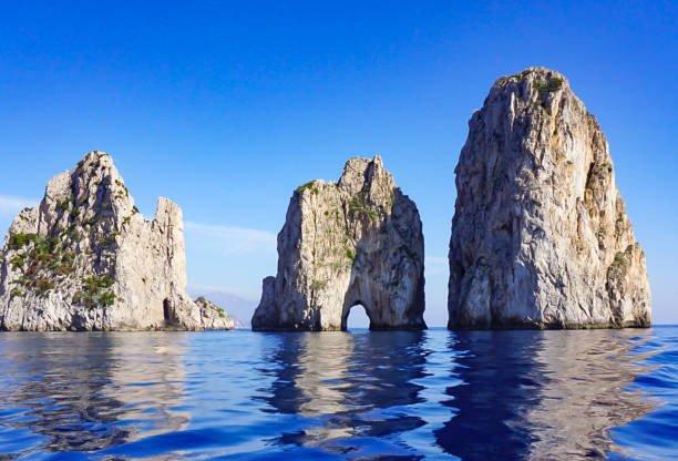 Tour di Capri in motoscafo