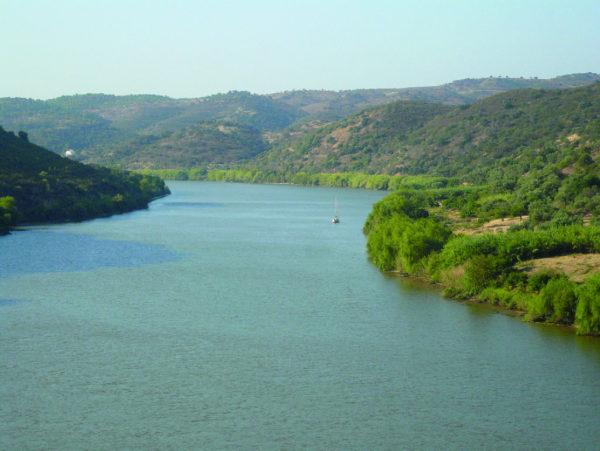 Excursión por el río Guadiana
