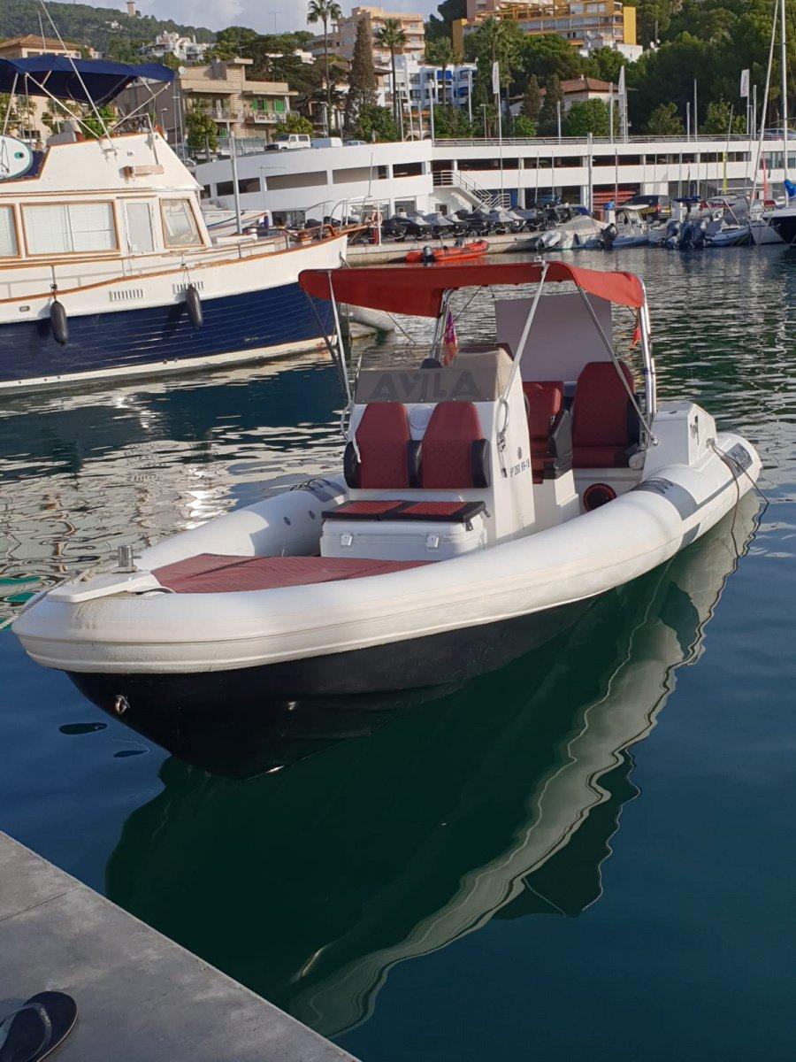 Alquiler de lanchas en Mallorca