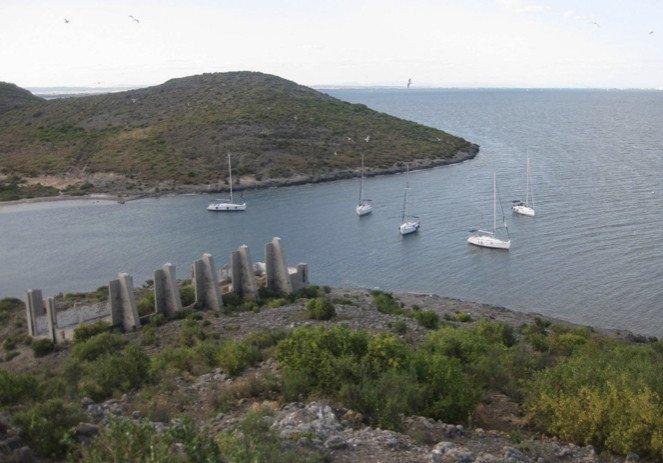 Conoce navegando el Mar Menor, sus islas y sus bonitos atardeceres