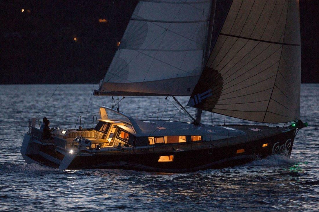 Navegando en flotilla 10 días por las islas Cícladas