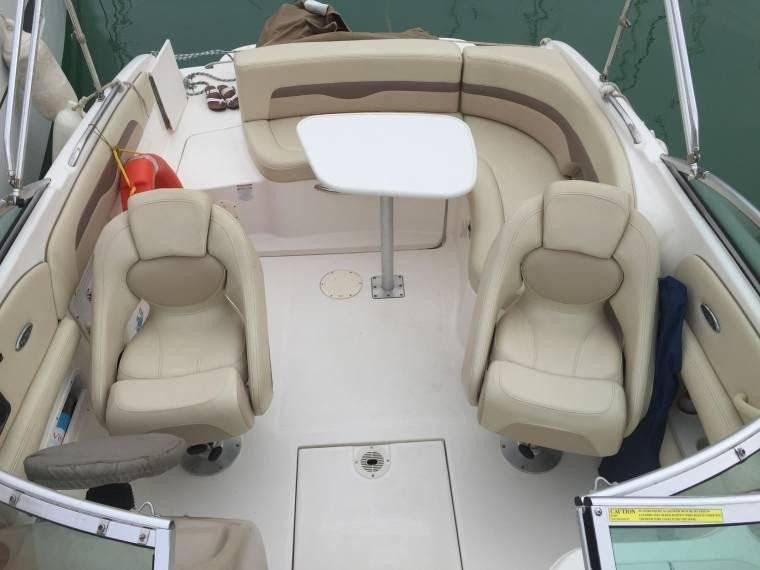 Lancha a Motor 280 CV - Port Ginesta