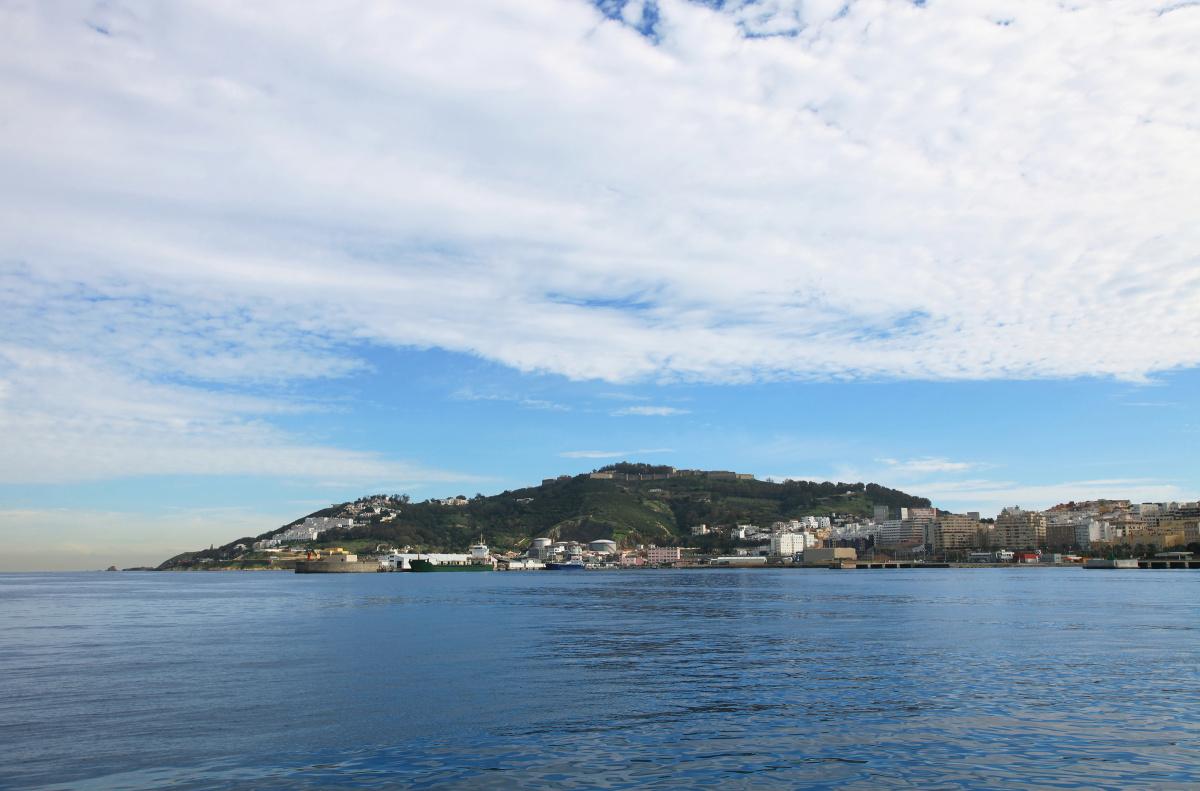 Travesía en velero a Marina Smir y Ceuta