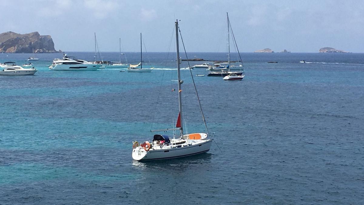 Travesía durante 6 días a Ibiza y Formentera desde Valencia