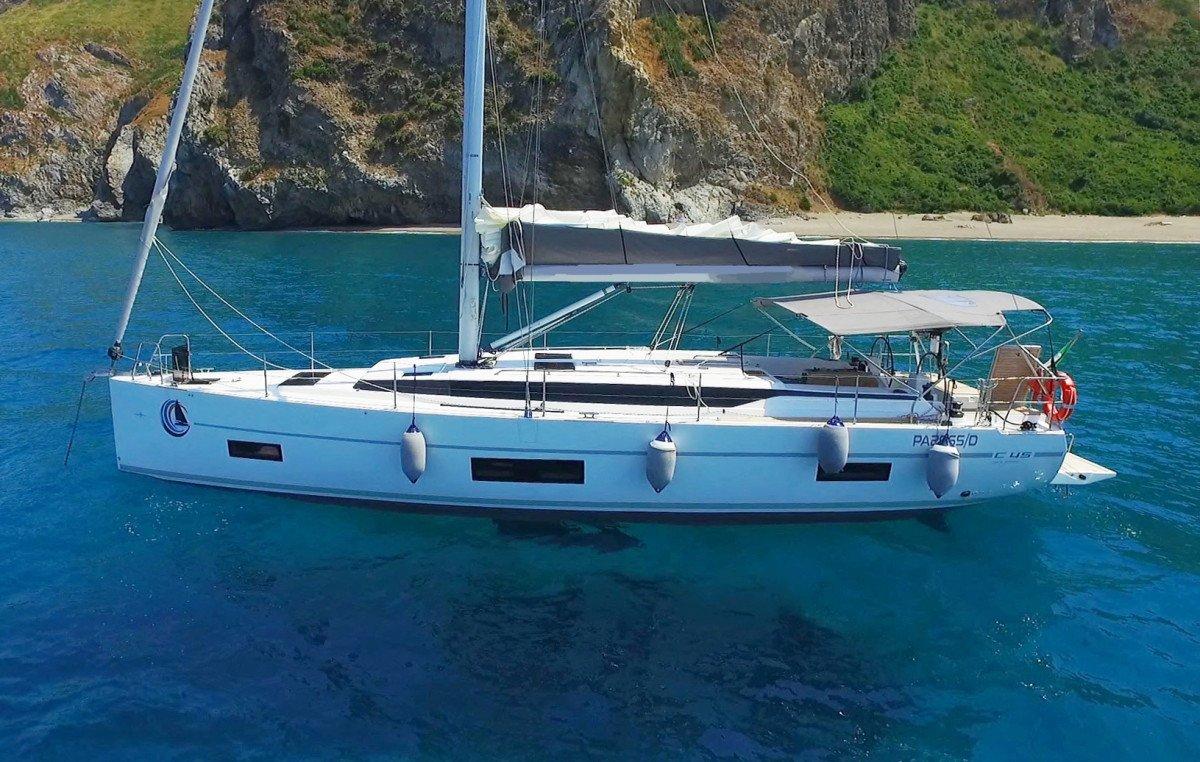 Crociera settimanale alle isole Eolie in barca a vela
