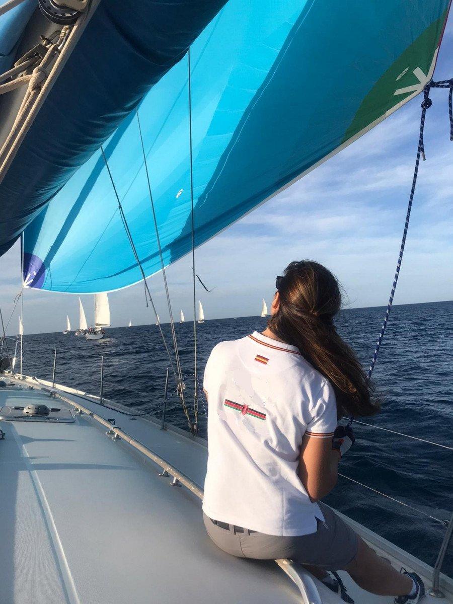 Navegación con SPI asimétrico desde Denia: montaje, uso y trimado