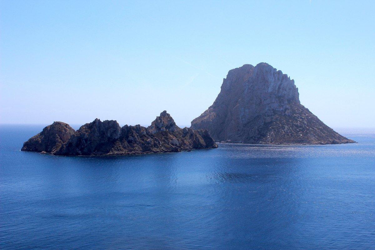 Ruta de día Ibiza - Formentera en velero