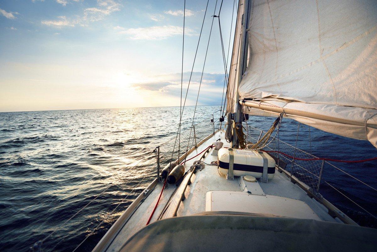 Navegación en velero Baleares-Grecia
