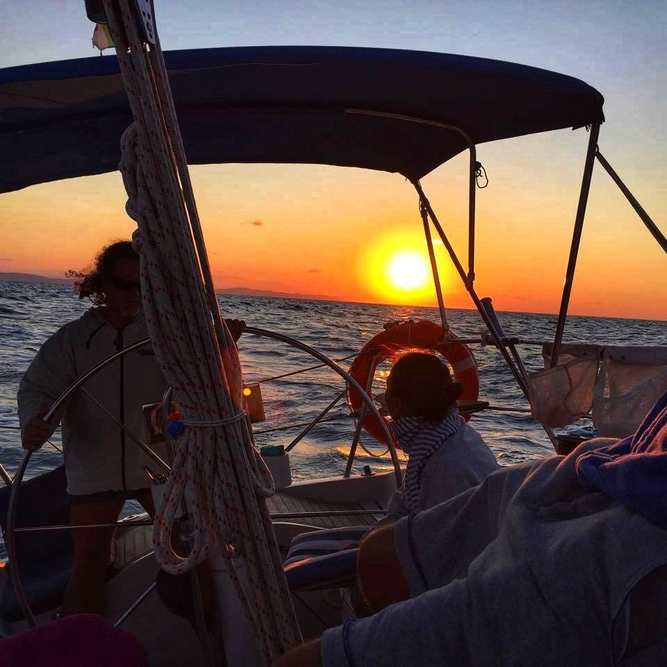 Navigando attraverso 7 isole della Croazia in 7 giorni
