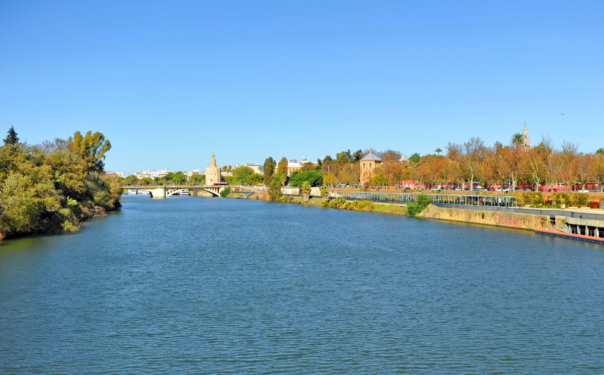 Travesía en lancha Sevilla - Sanlúcar - Chipiona