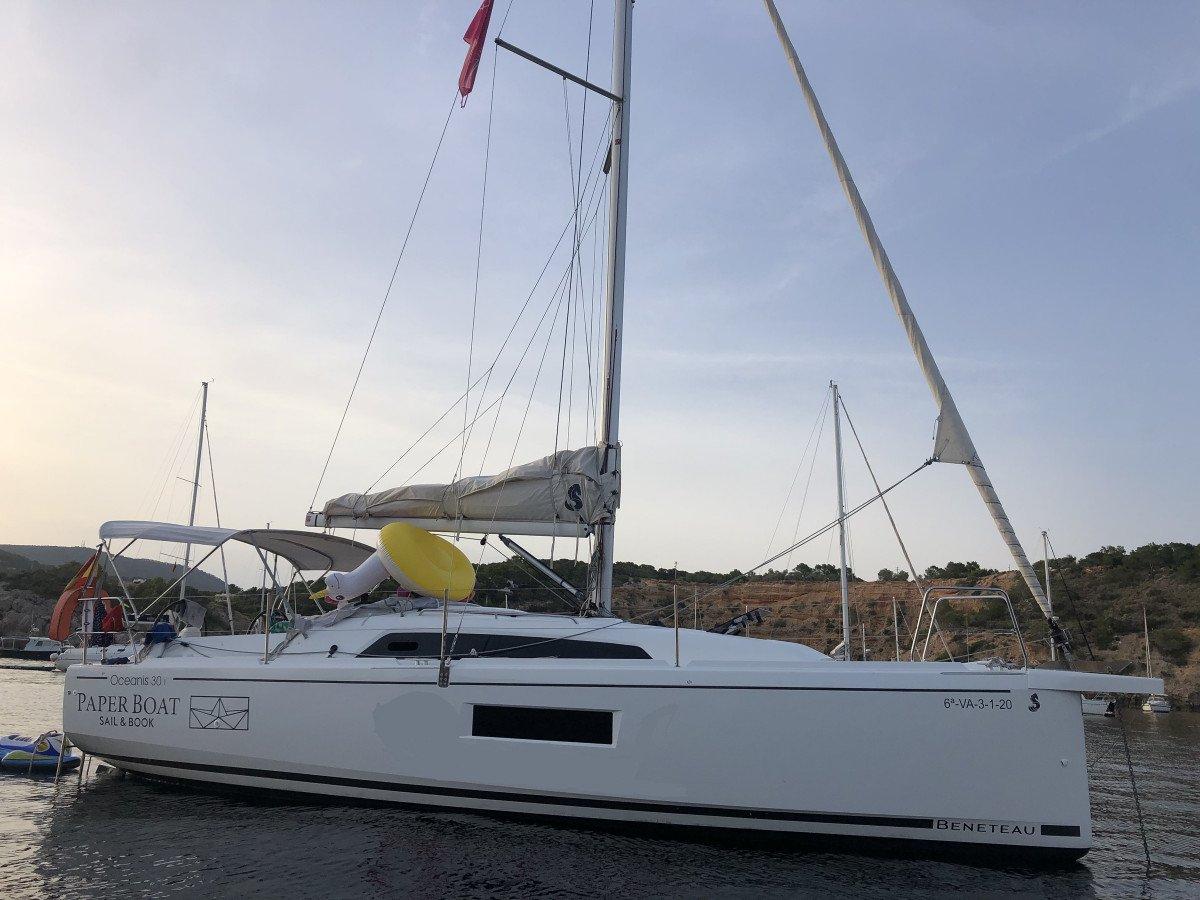 Alquiler de velero en Valencia - 5 días y 4 noches
