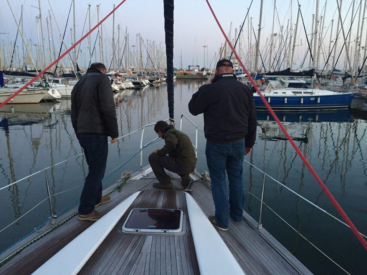 Curso Licencia de navegación en Barcelona