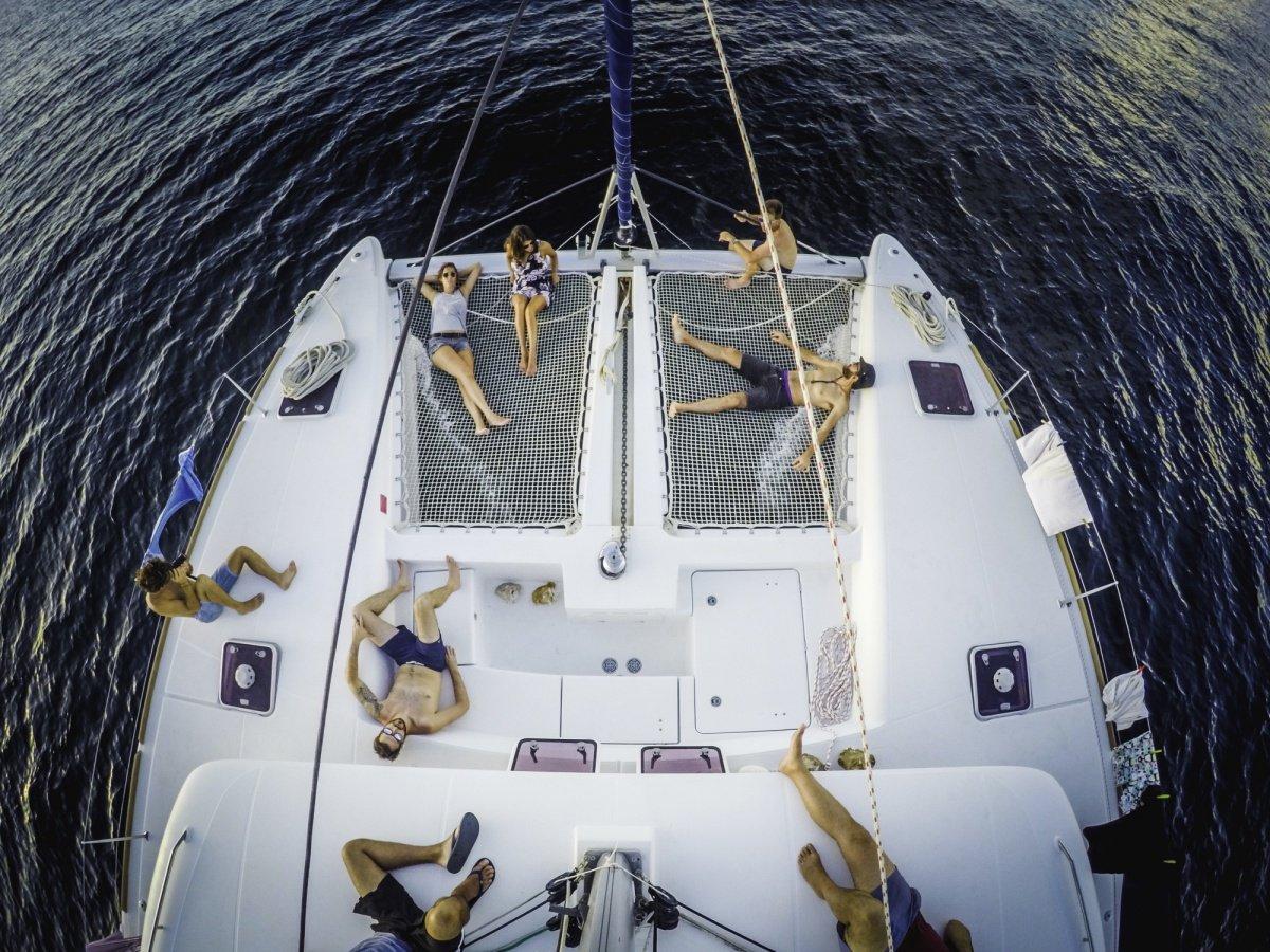 2 Semanas navegando por el Caribe