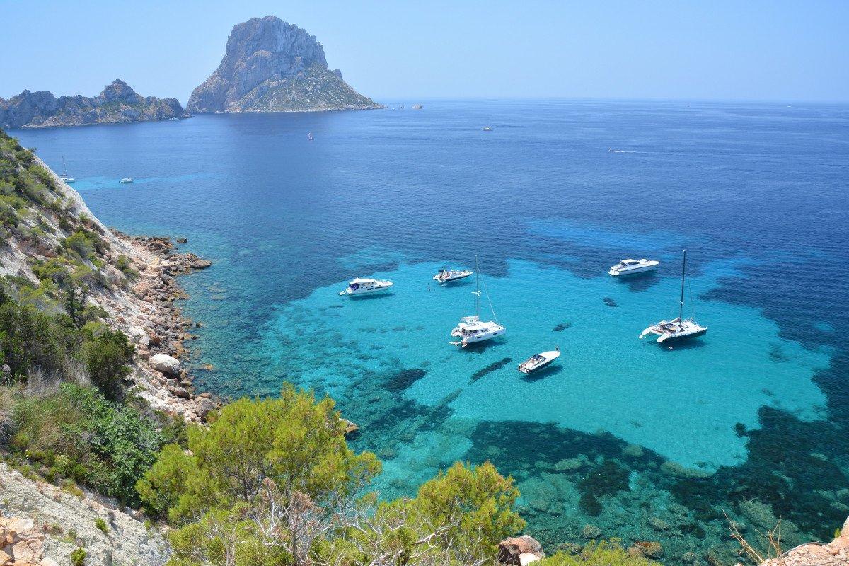 Navegación en velero Mediterráneo-Ibiza