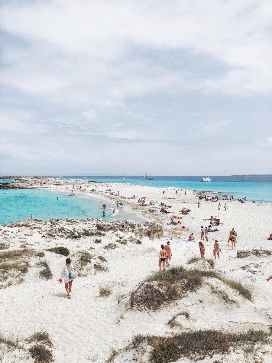 Vacaciones en velero por Ibiza con salida en Denia (Sorrento Vagabundo 53 pies)