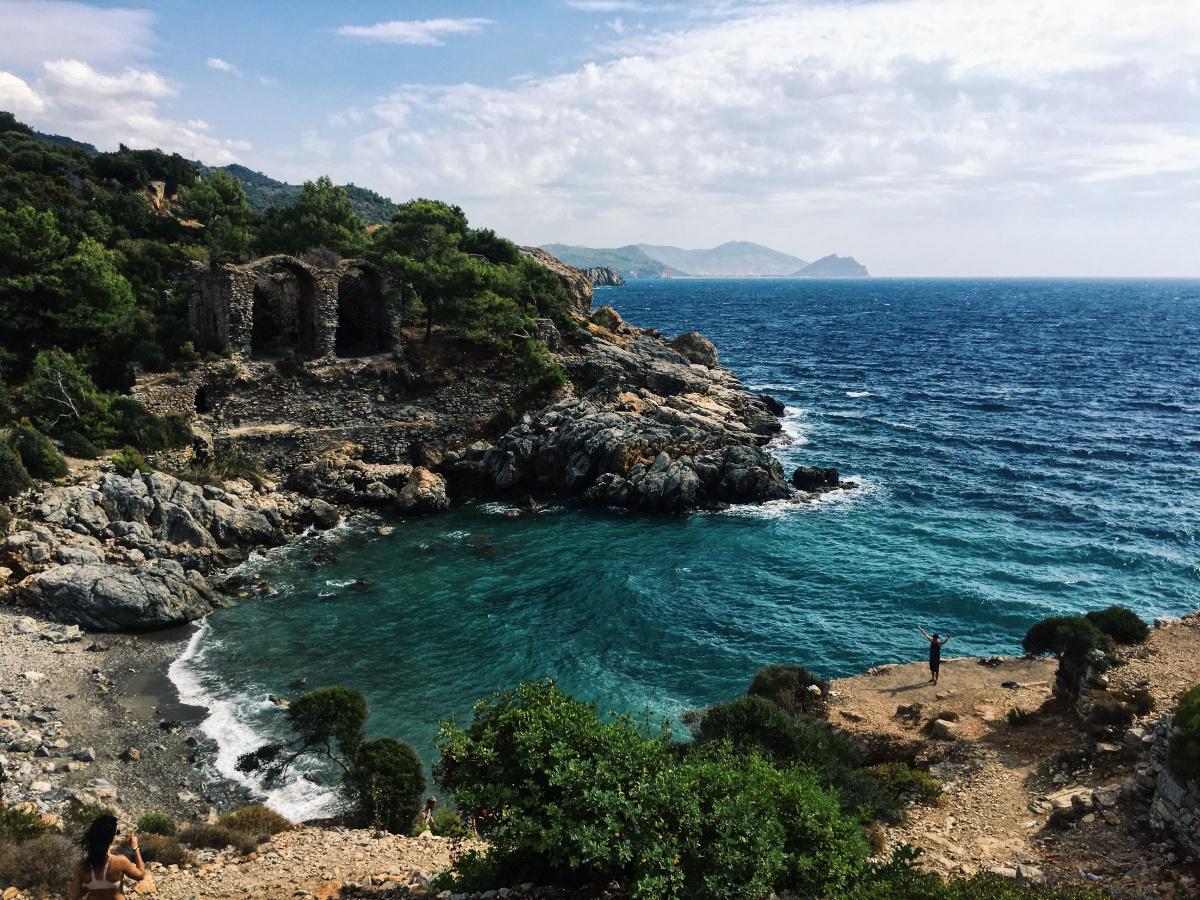 Week sailing Marmaris - Fethiye - Marmaris