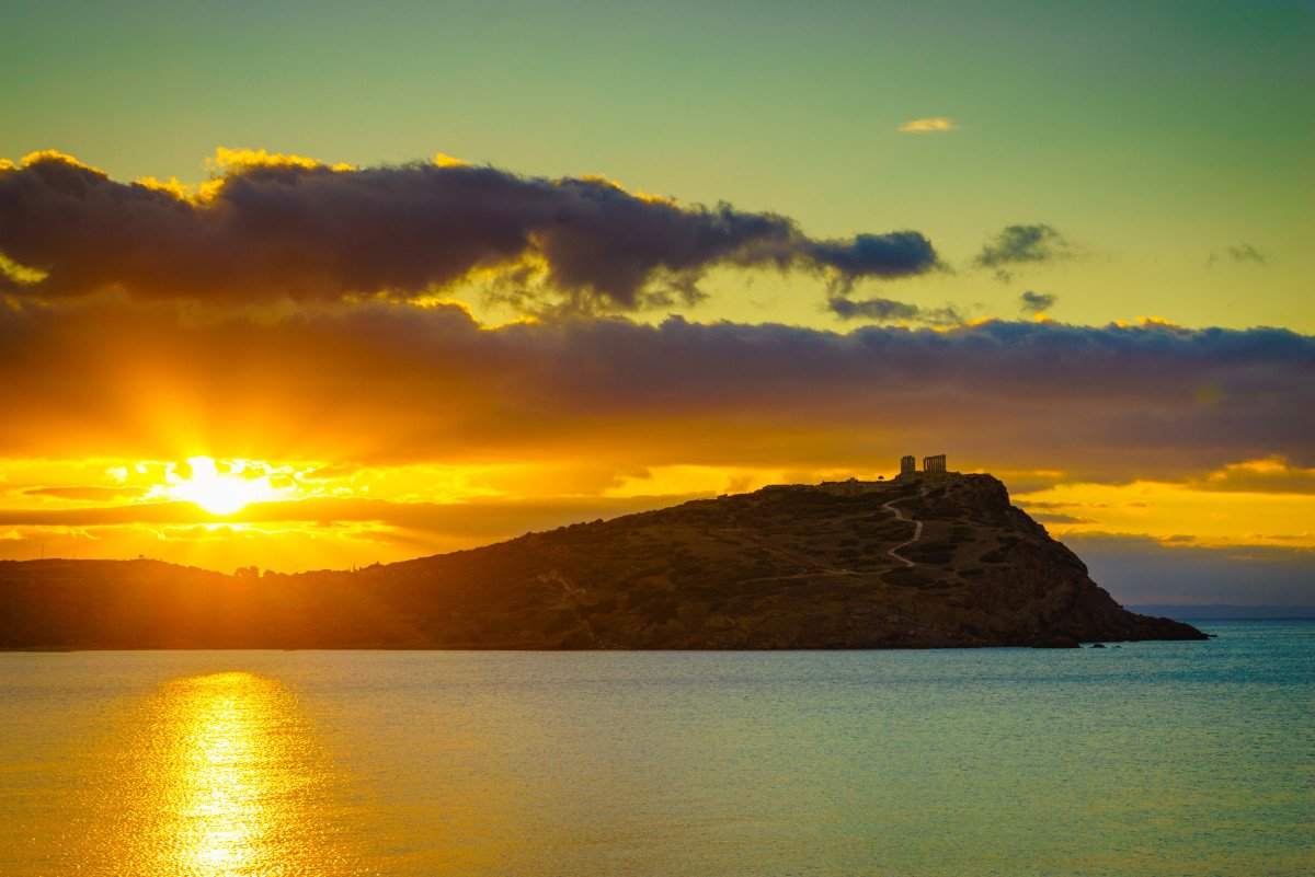 Viaje en velero por las islas Sarónicas y Cícladas de Grecia