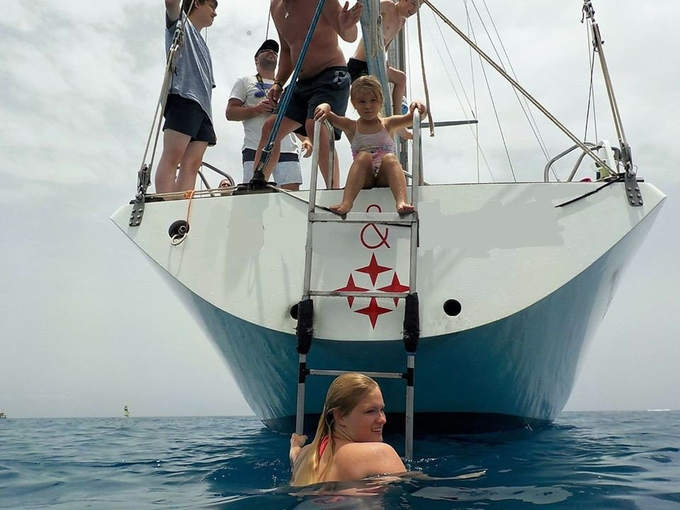 Sail across the atlantic and visit the Azores!