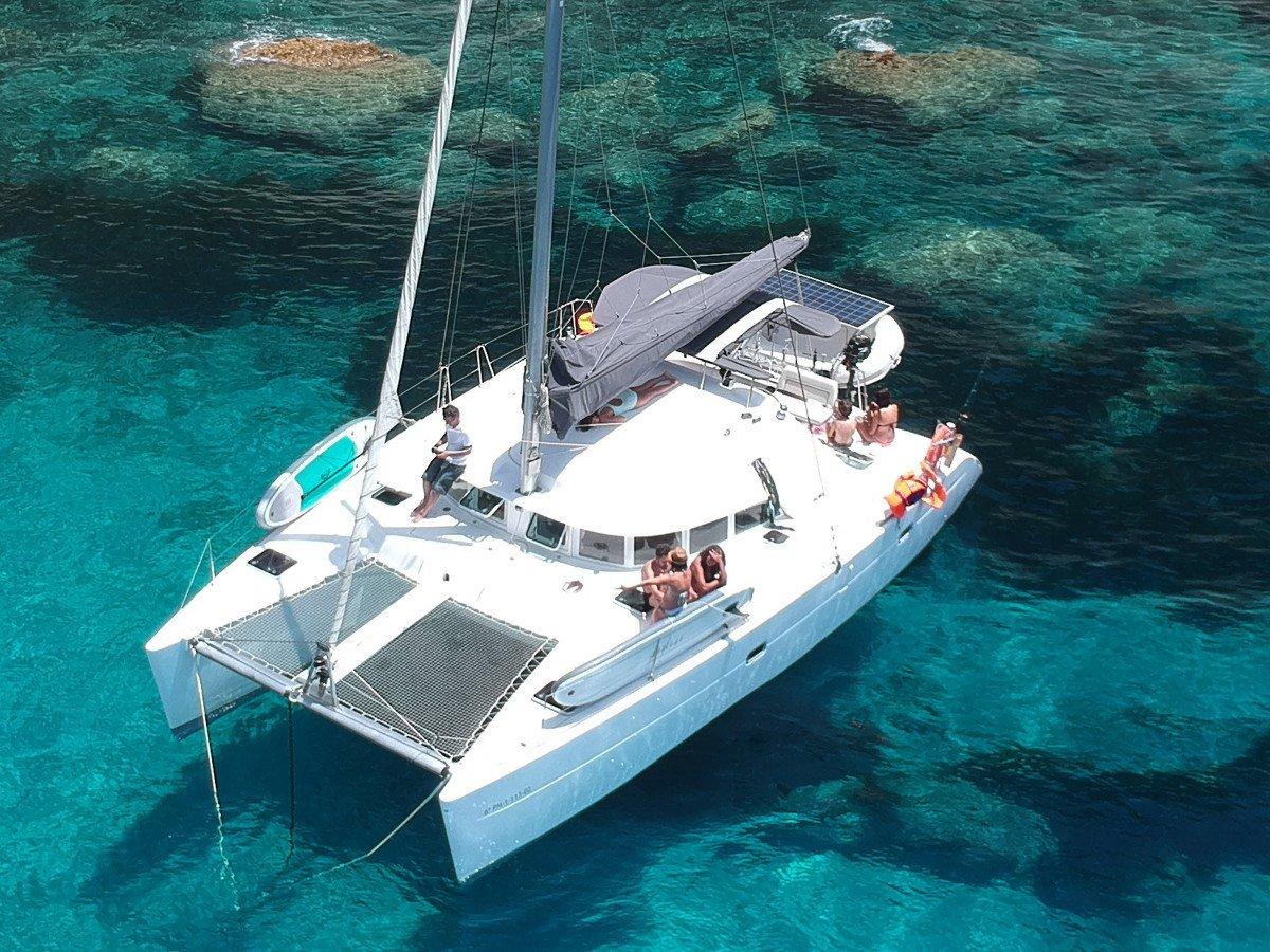 Regata Stella Oceani en catamarán: Barcelona-Ibiza-Barcelona