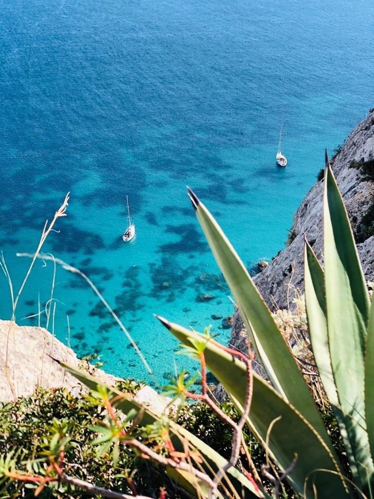 Tour giornaliero di Cagliari in barca a vela