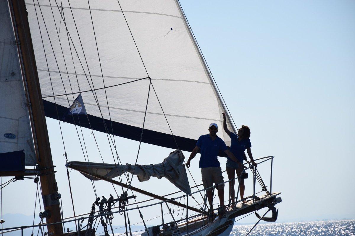 Curso de PER a bordo en Alicante con alojamiento a bordo