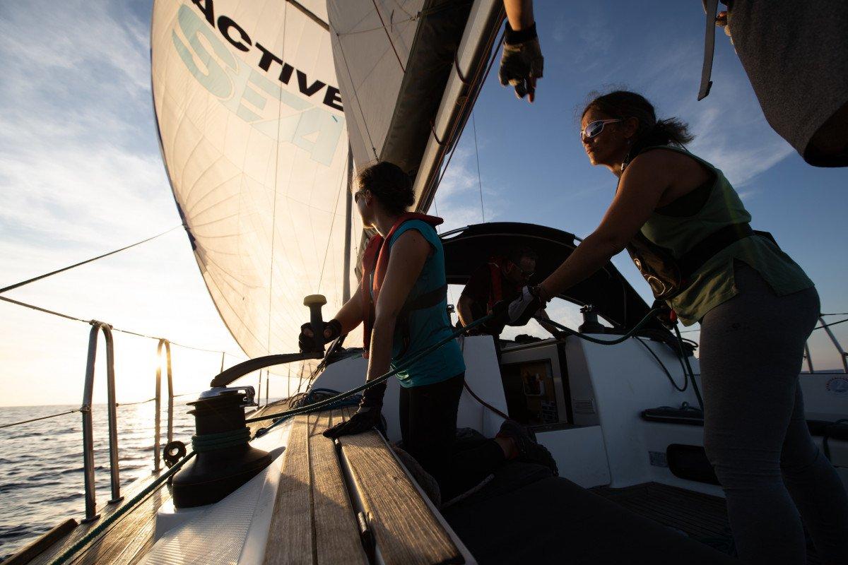 Stella Oceani: una regata de posicionamiento astronómico desde Barcelona