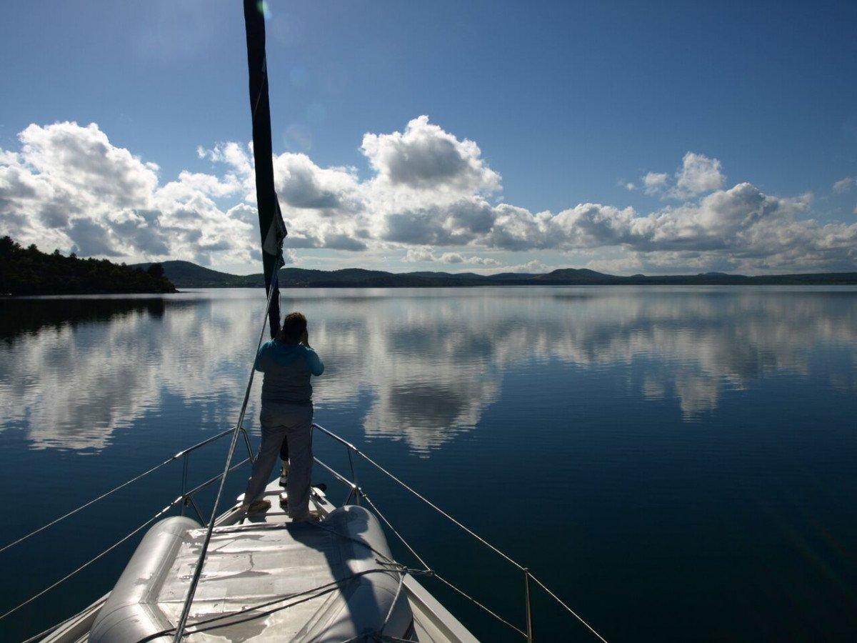 Viaje en velero por las Islas Kornati, Croacia
