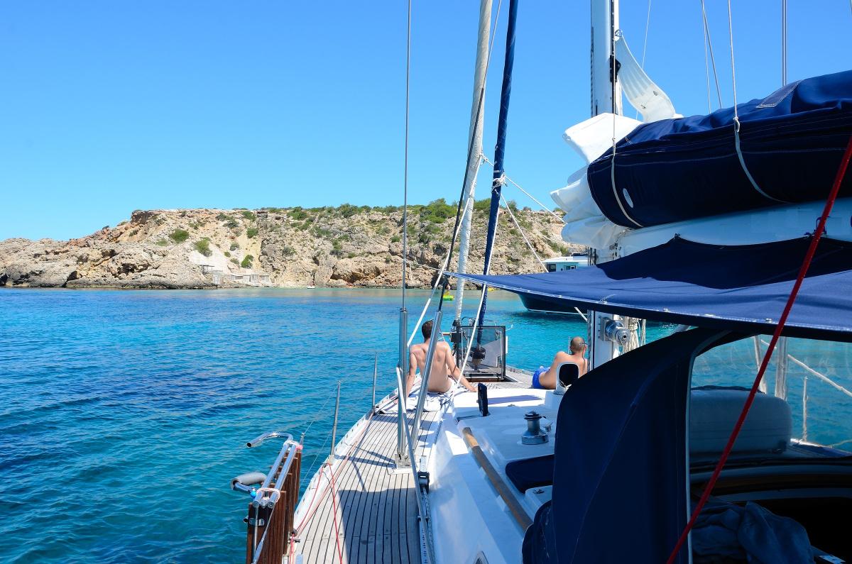Navega 5 días en Travesía Murcia - Ibiza&Formentera