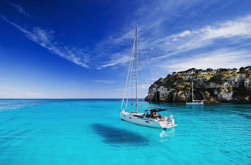 Crucero en velero por Ibiza y Formentera