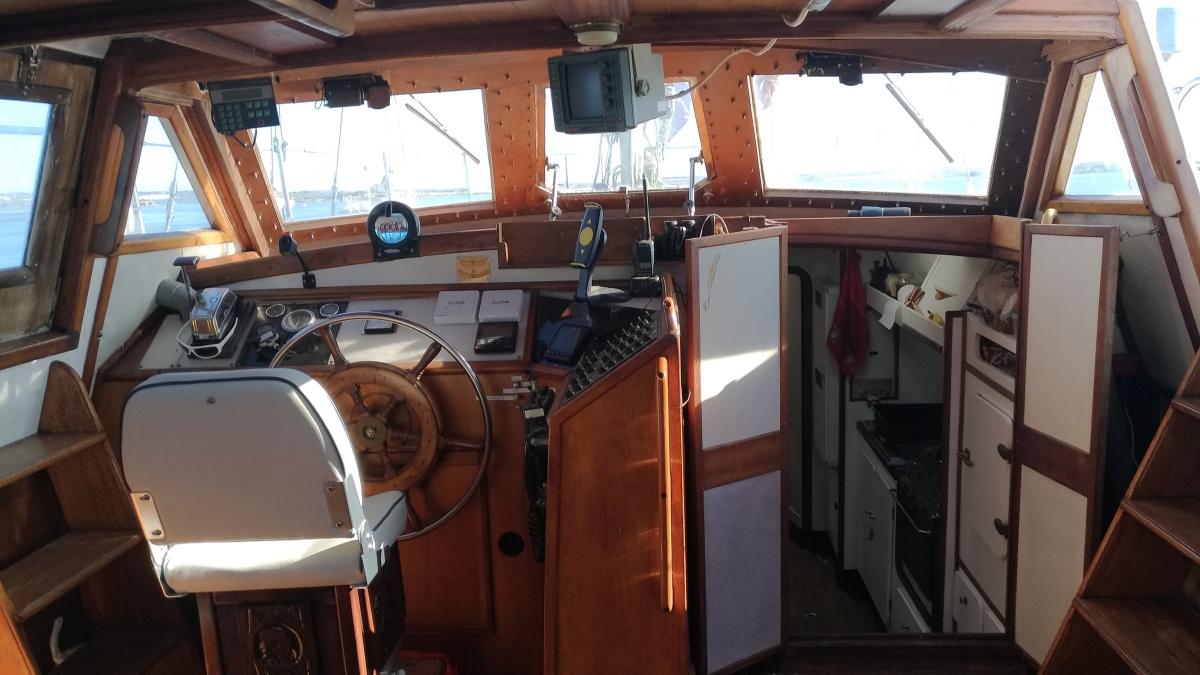 Vacaciones en velero por el Algarve portugués