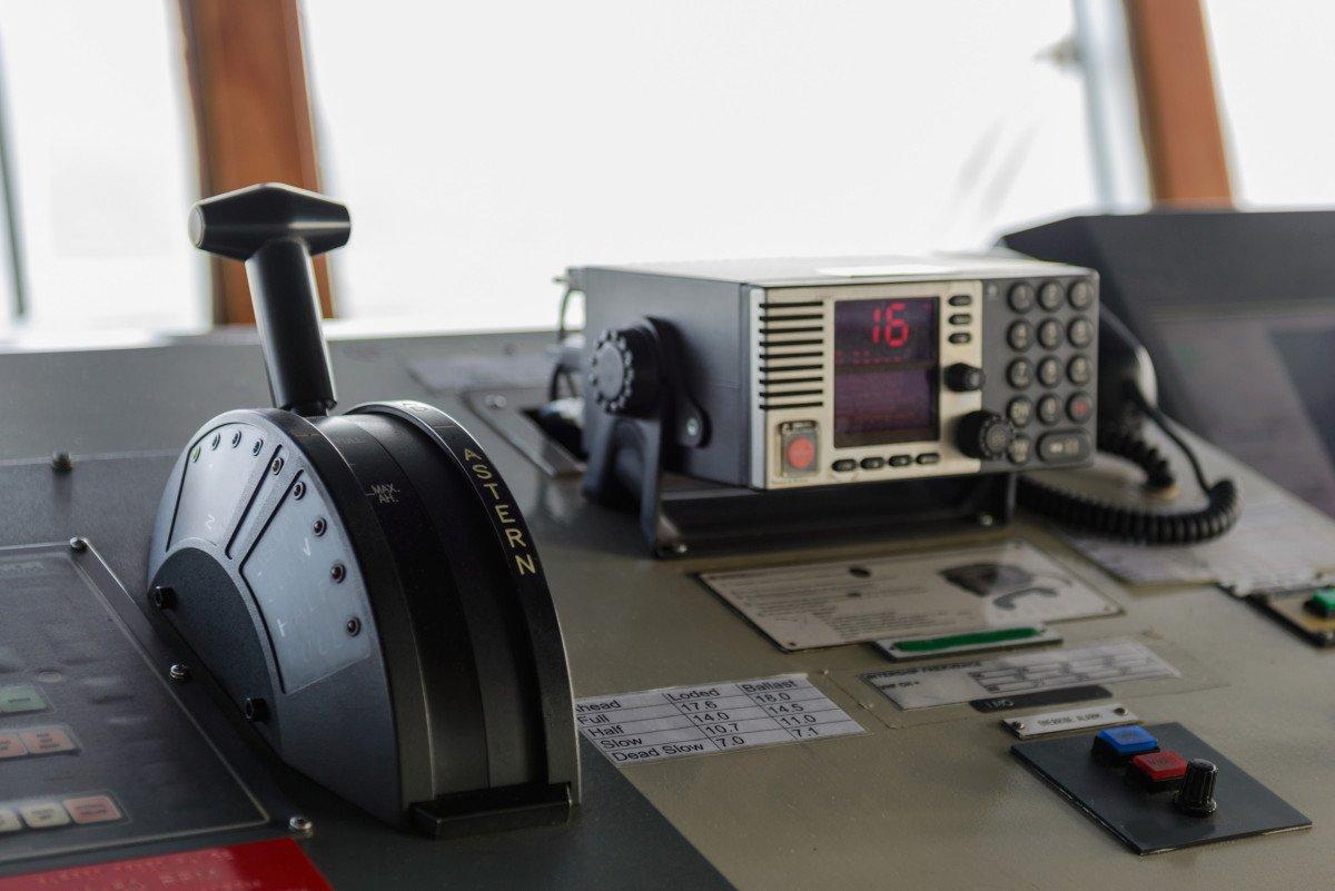 Práctica de Radio PER en Sada - (A Coruña)