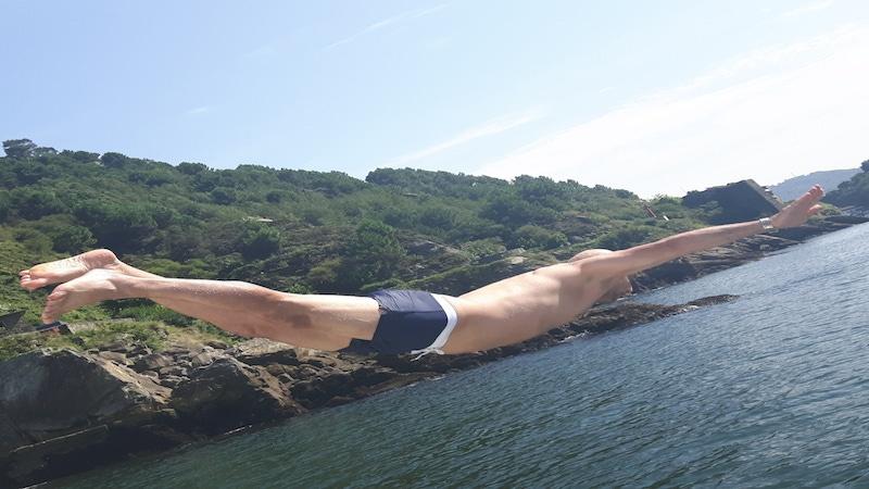 Descubre los acantilados ocultos de San Sebastián