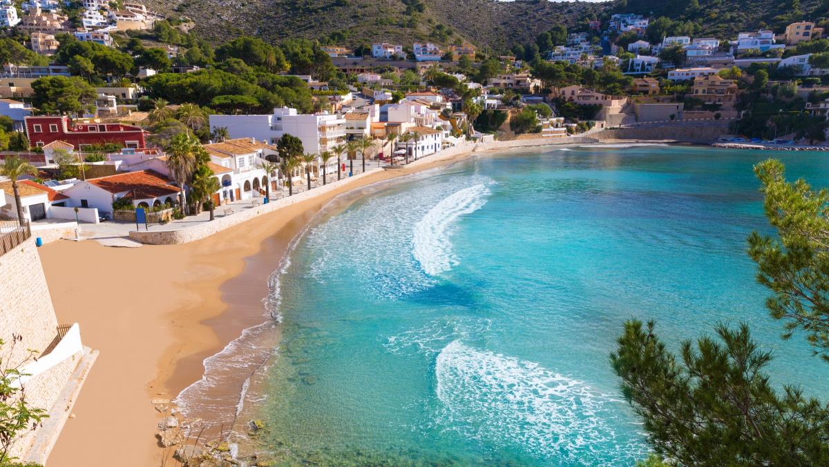 Travesía costera de Moraira a Alicante