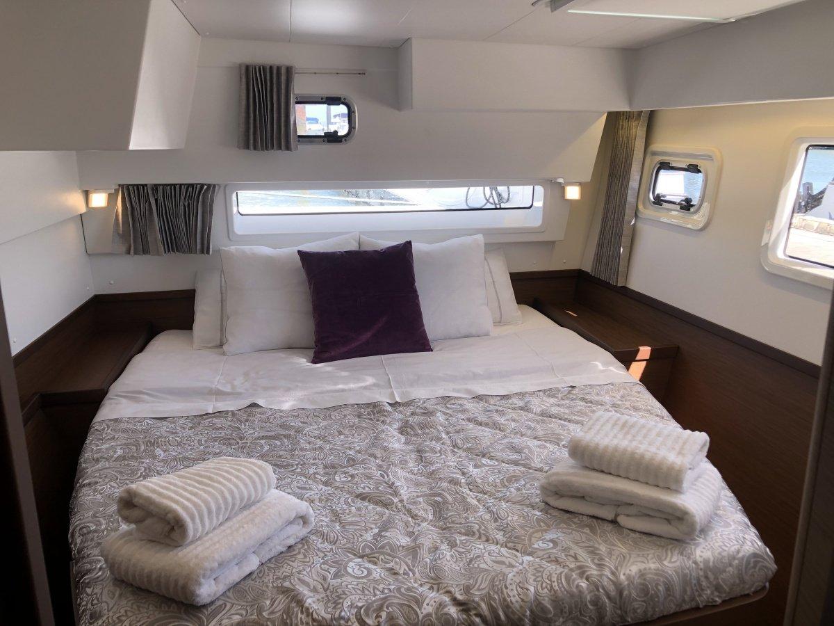 Cruce del Atlántico en catamarán: de Benalmádena a San Blas