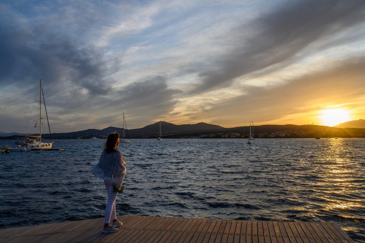 Travesia en velero de Barcelona al norte de Cerdeña