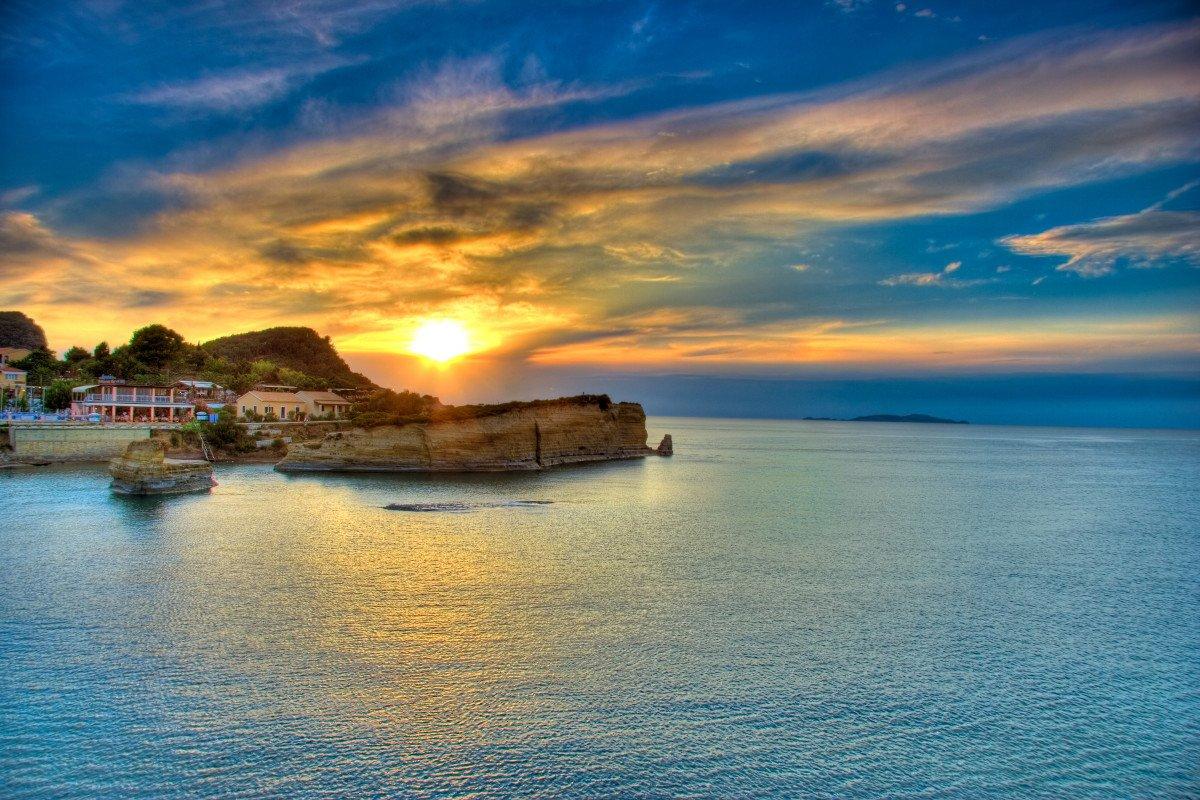 Viaje en velero de Mahón a Corfú