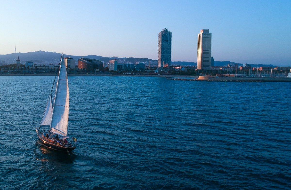 Salida de un día por Barcelona