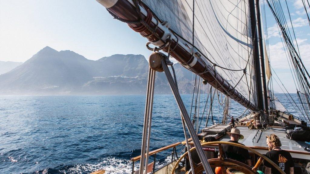 Sailing in the Caribbean: Martinique to Antigua