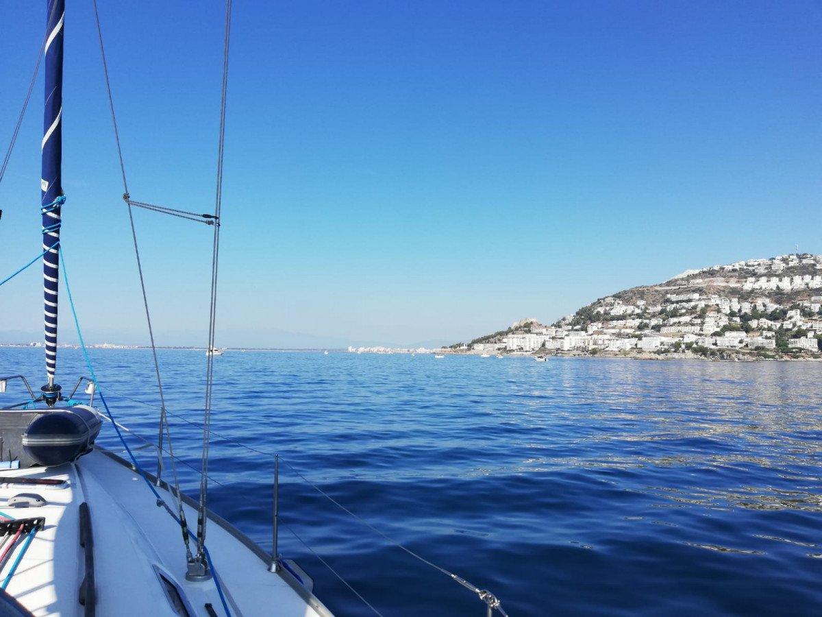 Travesía en velero a Córcega y Cerdeña desde Roses
