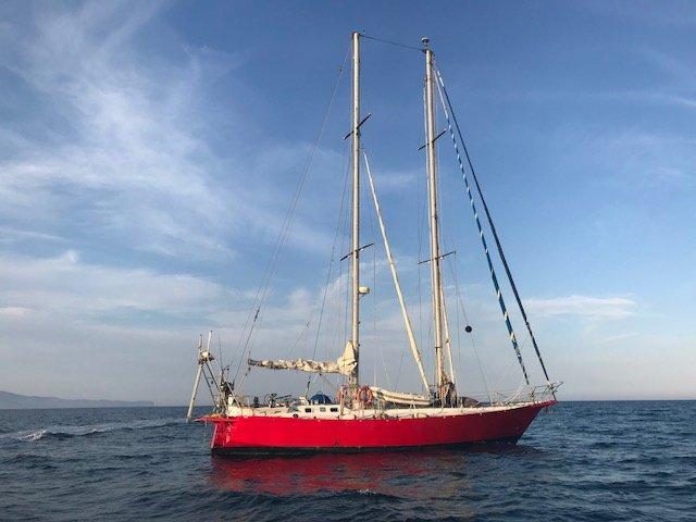 Una semana en velero por Ibiza y Formentera desde Premiá de Mar