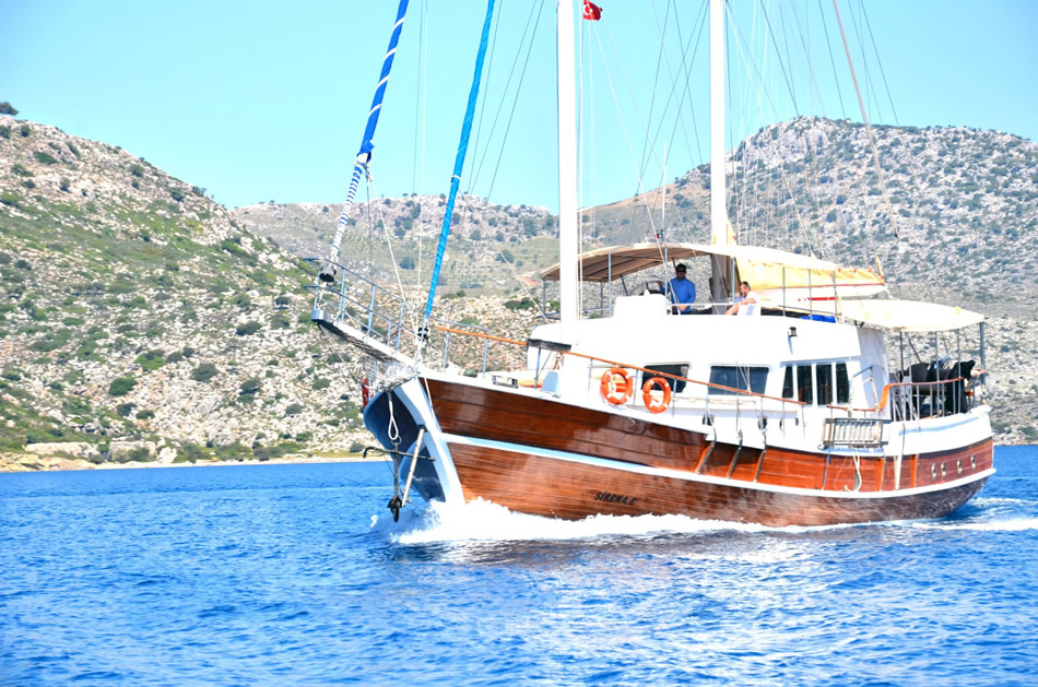 Gulet cruise from Split to Dubrovnik