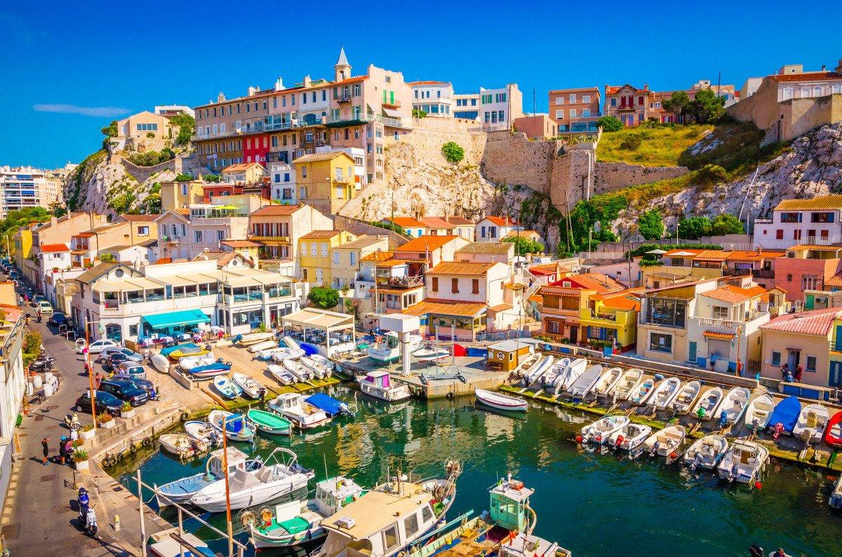 Viaje por la Provenza y la Costa Azul