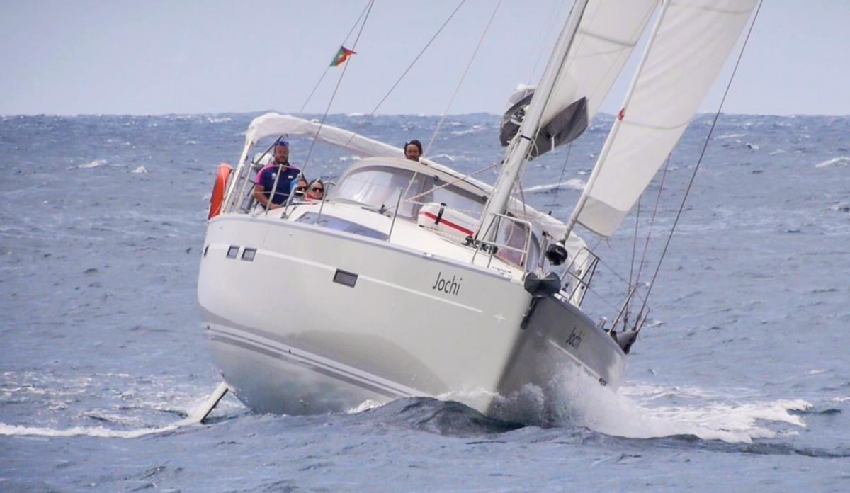 10 Days Sailing Trip Explore Azores. Private cabin
