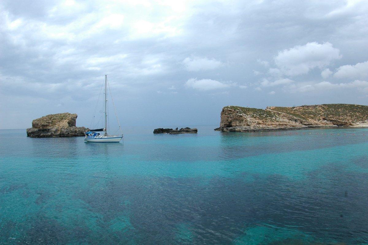 Descubre Malta y el Blue Lagoon en un velero.