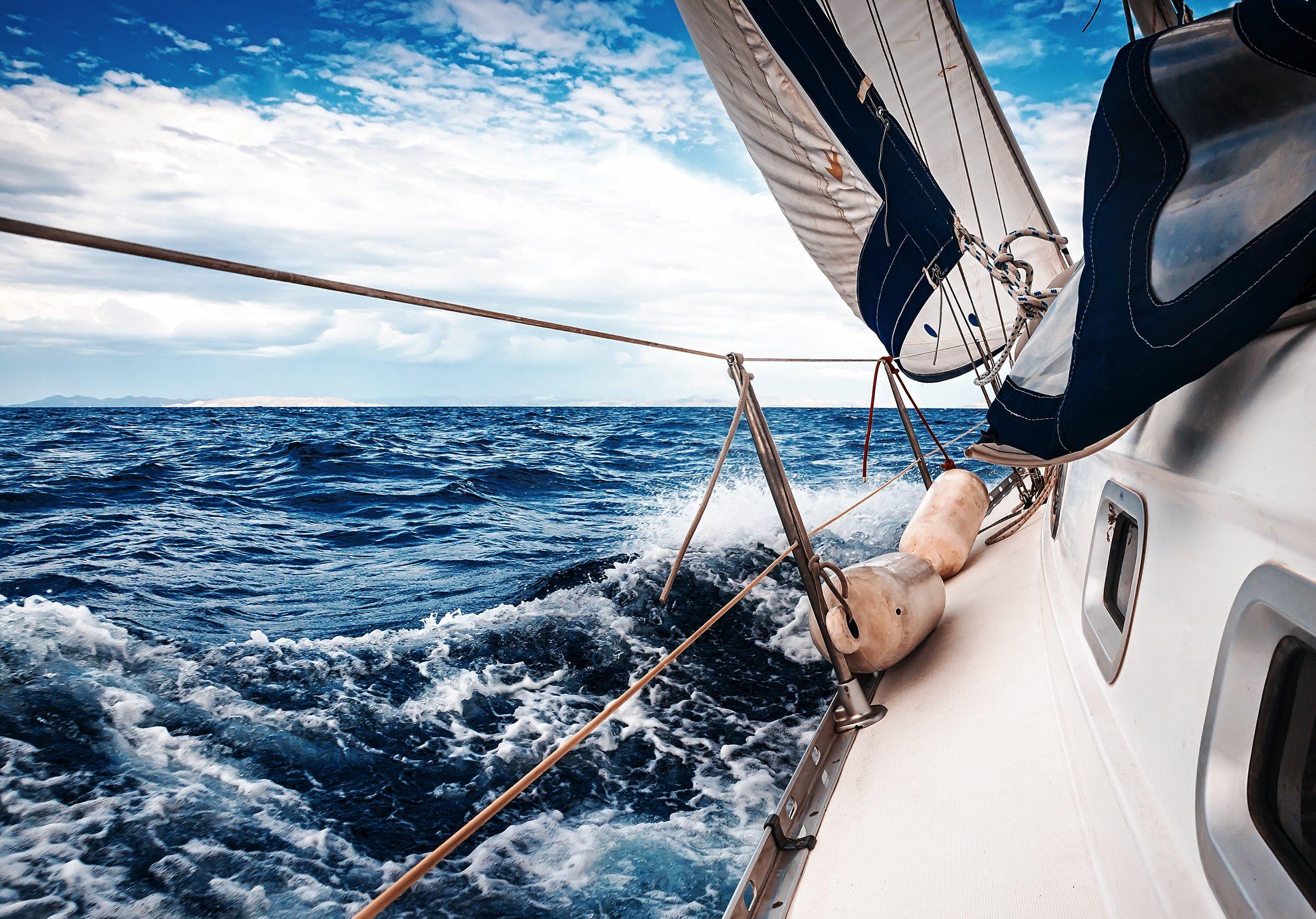 Cruzar el Atlántico en velero, una experiencia para valientes