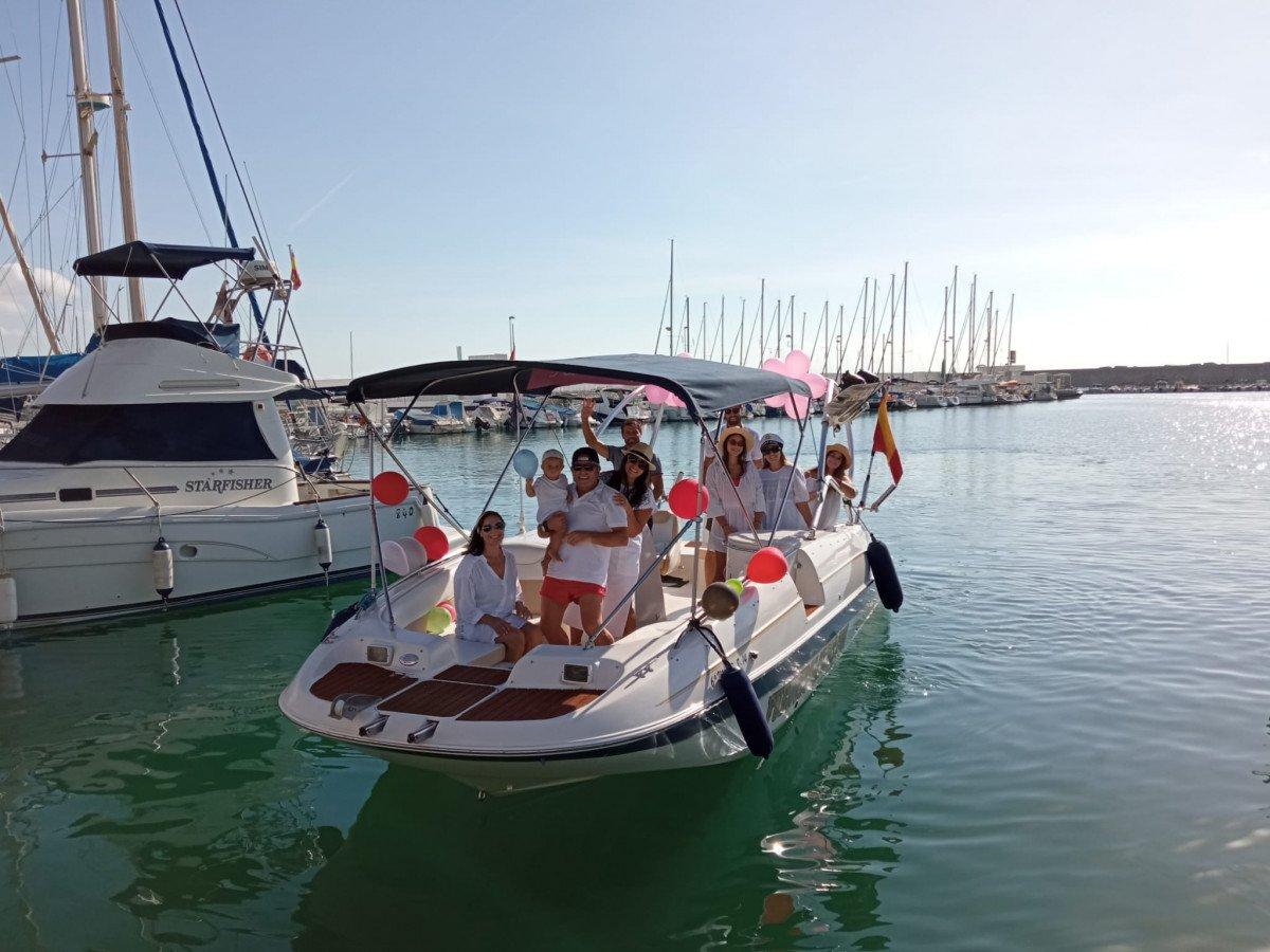 Paseo en barco por Fuengirola
