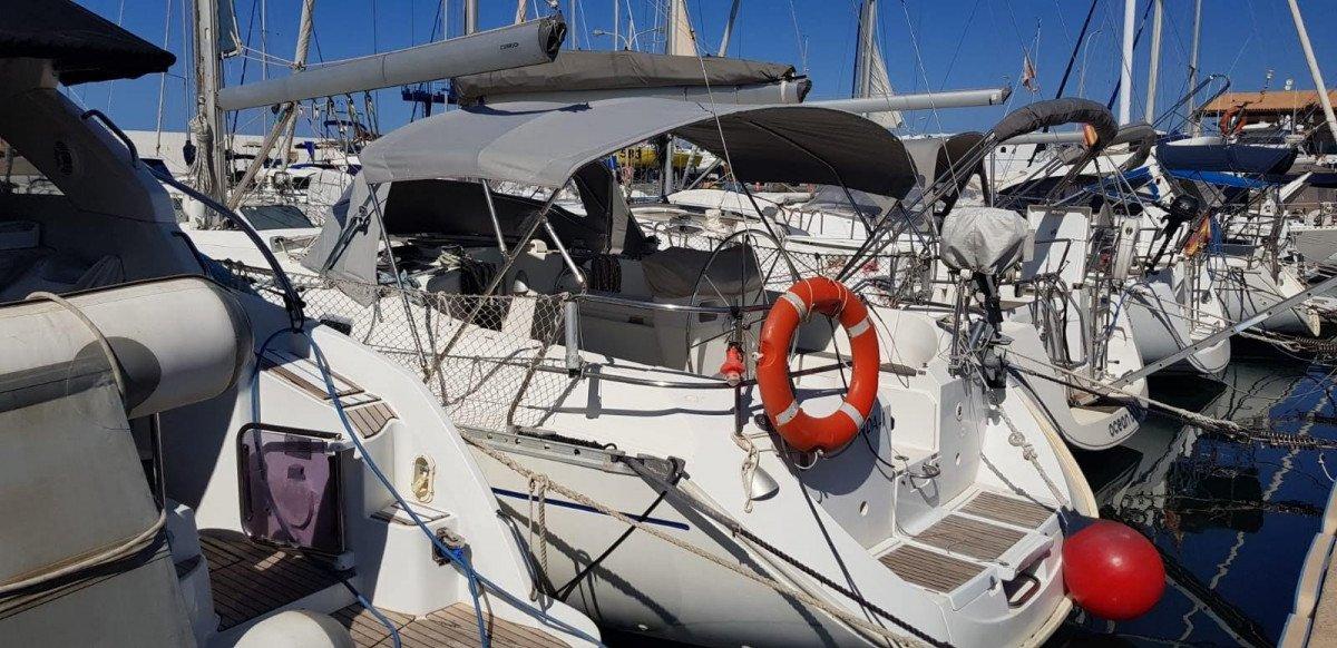 Navegación de varios días, Cabrera y Sur de Mallorca.