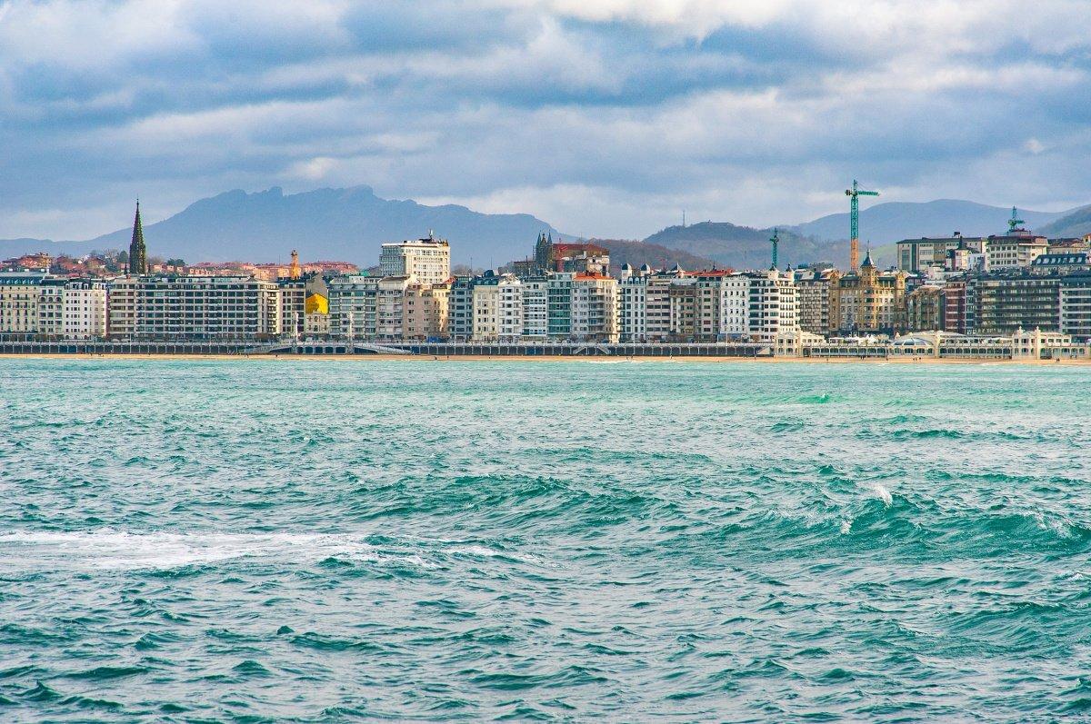 Formación en Buques de Pasaje en San Sebastián